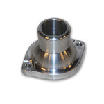 CBM MOTORSPORTS™ LS3/L92//LY6/6.2L STRAIGHT BILLET WATER NECK FITTING T-STAT
