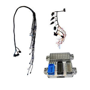 CBM MOTORSPORTS™ 2.4L ECOTEC STAND ALONE WIRING HARNESS WITH OEM ECM