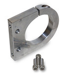 "CBM MOTORSPORTS™ 2-11/32"" BILLET CIRCULATION PUMP BRACKET"