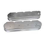 "MOROSO GM LS SERIES 2.5"" TALL BILLET VALVE COVERS"