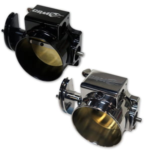 ACCUFAB CBM MOTORSPORTS™ 105MM BILLET LS THROTTLE BODIES