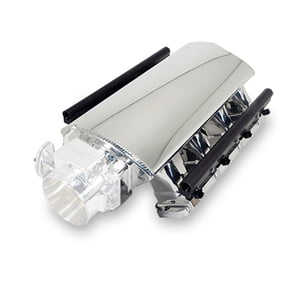 PRECISION METAL CRAFT LS SERIES SHEET METAL INTAKE MANIFOLDS