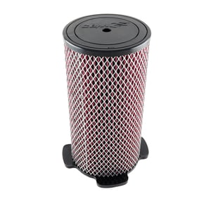 "CBM MOTORSPORTS™ 12.0"" LENGTH 4.0"" INLET 7 LAYER HEAVY DUTY AIR FILTER FOR UMP CANISTER"