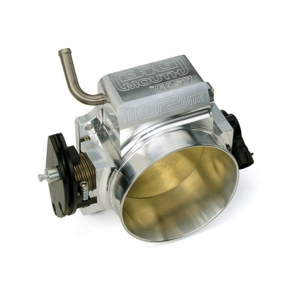 FAST LS2/LS3/LS7/LSX 102MM BILLET BIG MOUTH THROTTLE BODY