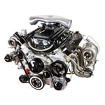 CBM MOTORSPORTS™ TWIN TURBOCHARGED 425 LS3
