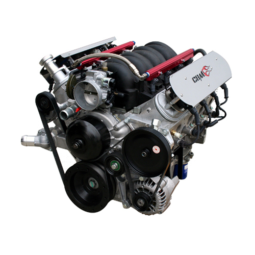 Ls1 With Heads And Cam Hp: CBM Motorsports OnLine Store