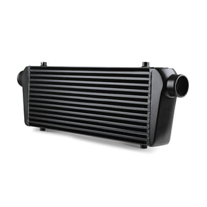 "FROSTBITE AIR TO AIR INTERCOOLER BLACK UNIVERSAL 23.5"" X 9"" X 3"""