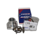 CBM MOTORSPORTS™ LS3/L92/LSX STRAIGHT BILLET WATER NECK FITTING 160F THERMOSTAT & SEAL