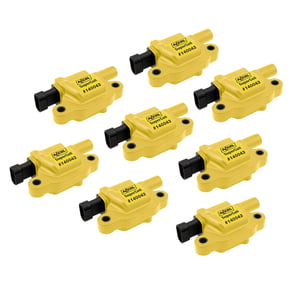 ACCEL IGNITION COIL GM LS2, LS3, LS7 SUPER COIL 8 PACK