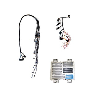 CBM MOTORSPORTS™ 2.4L ECOTEC STAND ALONE WIRING HARNESS WITH MEFI™ ECM VER. 5
