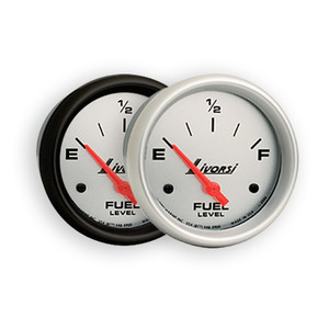 LIVORSI ELECTRIC AUTOMOTIVE FUEL LEVEL GAUGES 0-90 OHMS