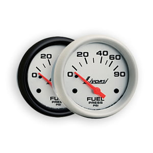LIVORSI ELECTRIC AUTOMOTIVE FUEL PRESSURE GAUGES 0-90 PSI