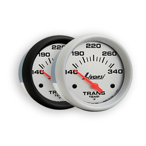 LIVORSI ELECTRIC AUTOMOTIVE TRANSMISSION TEMPERTURE GAUGE