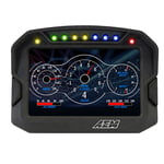 CBM MOTORSPORTS AEM CD-7 CARBON DIGITAL RACING DASH DISPLAY KIT