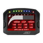 CBM MOTORSPORTS AEM CD-7L CARBON DIGITAL RACING DASH DISPLAY/LOGGER KIT
