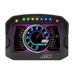 CBM MOTORSPORTS AEM CD-7G CARBON DIGITAL RACING DASH DISPLAY KIT WITH GPS