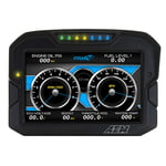 CBM MOTORSPORTS AEM CD-7LG CARBON DIGITAL RACING DASH DISPLAY/LOGGER KIT WITH GPS
