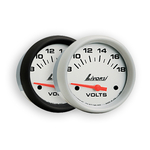 LIVORSI ELECTRIC AUTOMOTIVE VOLTMETER 8-18 VOLTS