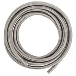 CBM MOTORSPORTS BRAIDED STAINLESS STEEL HOSE -6 AN CUT TO SIZE