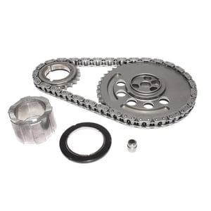 COMP CAMS TIMING CHAIN KIT 3 BOLT RAISED CAM BLOCK 58X, LSX, RHS, DART