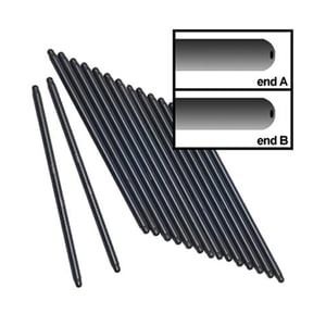 MANLEY 4130 SWEDGED END PUSHRODS CHEVY 6.2L LT1 0.120 WALL