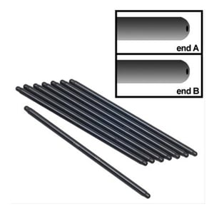 "MANLEY 4130 SWEDGED END LS PUSHRODS 3/8"" .080"" WALL"