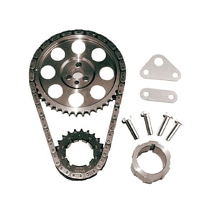 "MANLEY TIMING CHAIN KIT LS1/LS6 SB CHEVY .005"" SHORTER CENTER TO CENTER LENGTH"