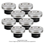 MANLEY PLATINUM -10CC DISH PISTON SET CHEVY DIRECT INJECTED LT1 4.000 STROKE 4.125 BORE