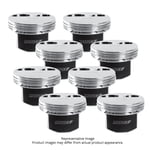 MANLEY PLATINUM -5CC FLAT TOP PISTON SET CHEVY LS1/LS2/LS3/LS6/LS7/L92 4.000 STROKE 4.125 BORE