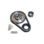 "MANLEY TIMING CHAIN KIT LS2 SB CHEVY .005"" SHORTER CENTER TO CENTER LENGTH"