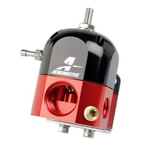 AEROMOTIVE A1000 CARBURETED BYPASS FUEL PRESSURE REGULATOR