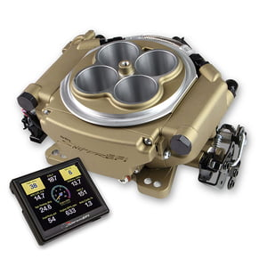HOLLEY SNIPER SELF-TUNING ELECTRONIC FUEL INJECTION SYSTEM CLASSIC GOLD