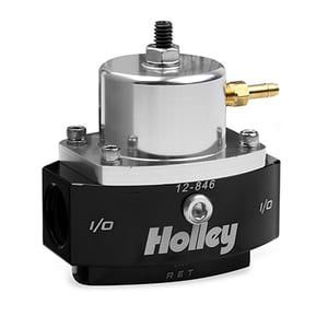 HOLLEY HP BILLET EFI FUEL PRESSURE REGULATOR
