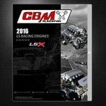 CBM MOTORSPORTS™ BILLET DRIVE BELT ALIGNMENT TOOL