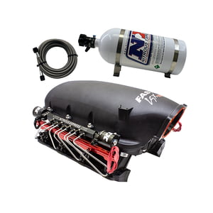 NITROUS EXPRESS FAST HR MANIFOLD WITH SHARK DIRECT PORT FOR LS3/L92 HEADS 200-300-400-500HP