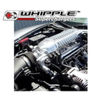 WHIPPLE 2005-2013 LS2 / LS3 / LS7 CORVETTE 2.9L SUPERCHARGER KITS